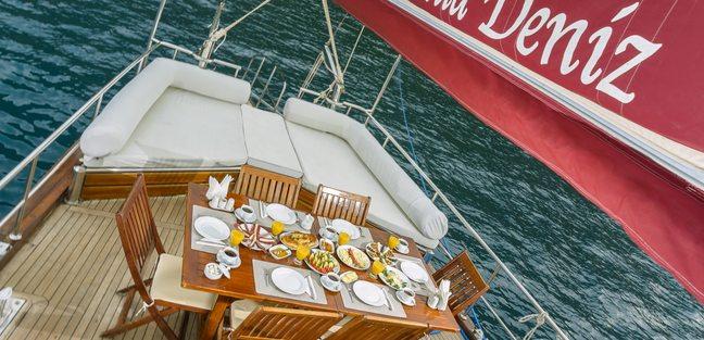 Laila Deniz Charter Yacht - 2