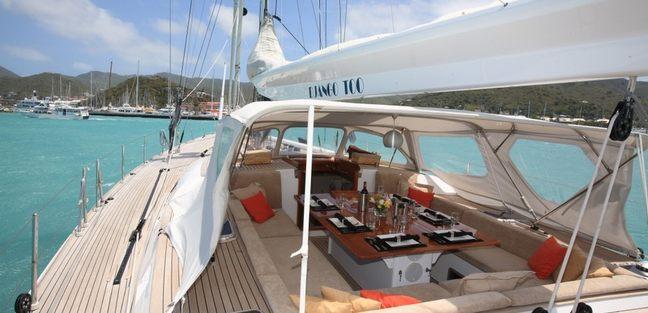 Django Too Charter Yacht - 2
