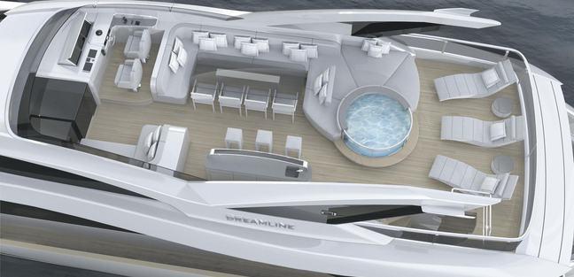 Dreamline 30/01 Charter Yacht - 3