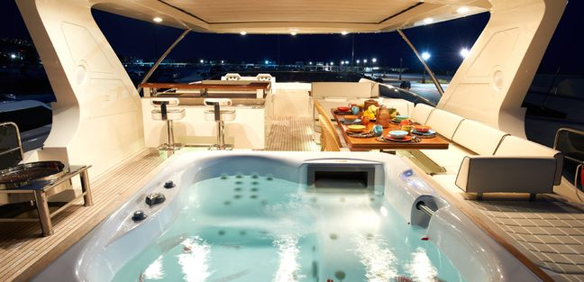 Jester Charter Yacht - 3