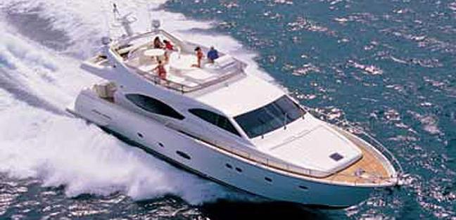 Overlook II Charter Yacht