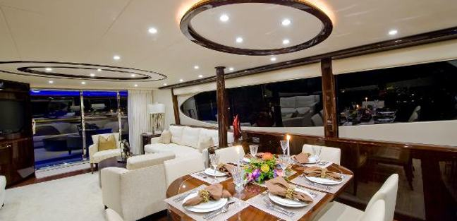 Mistress Charter Yacht - 4