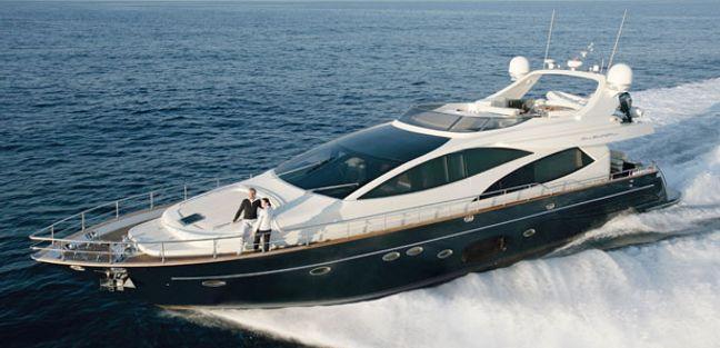 Fresca Charter Yacht