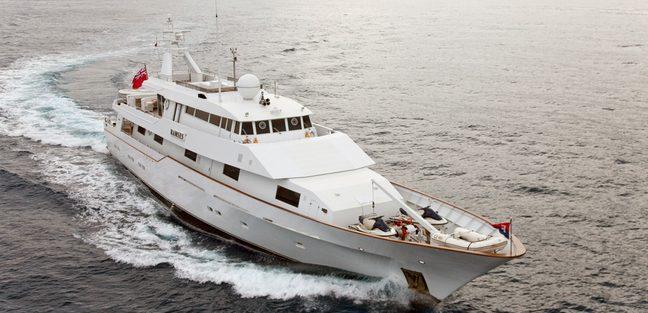 Dojo Charter Yacht - 3