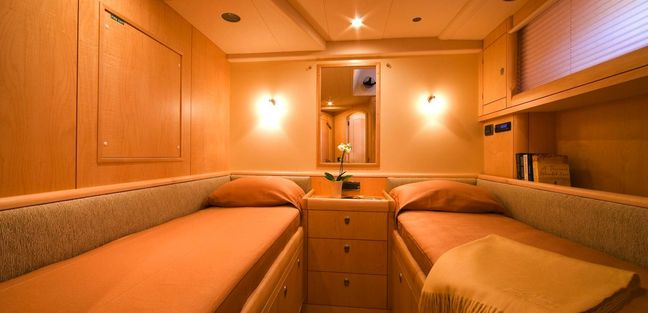 Dama de Noche Charter Yacht - 8