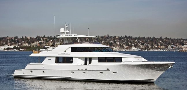 The Holding Charter Yacht