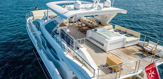 Invictus Charter Yacht - 2
