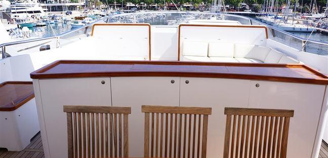 Param Jamuna III Charter Yacht - 5