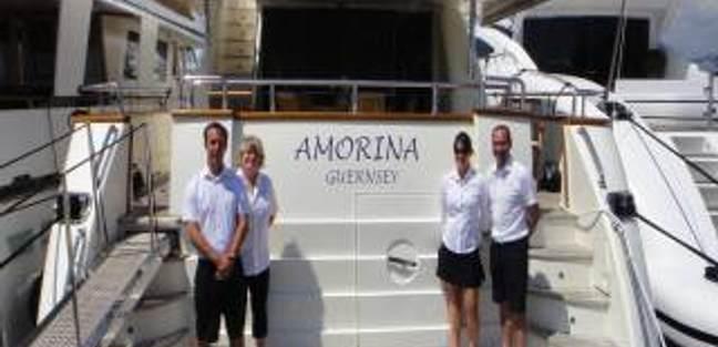 Amorina Charter Yacht - 6