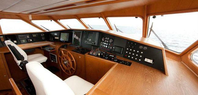 Jumbo Charter Yacht - 7