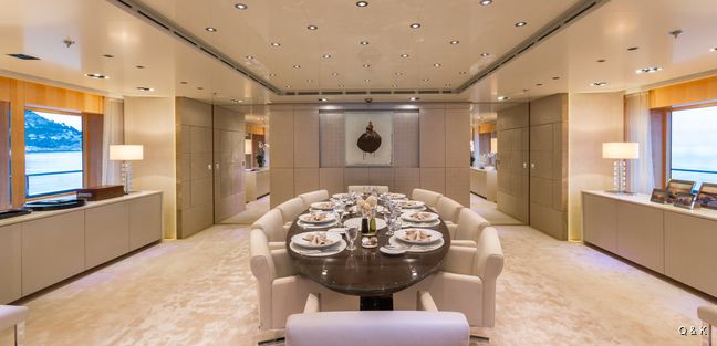 Icon Charter Yacht - 8