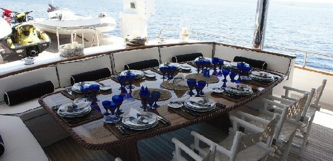 El Chris Charter Yacht - 4