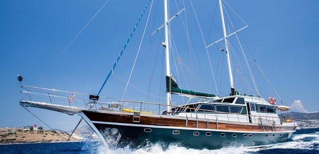Golden Glory Charter Yacht