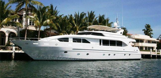 Carpe Diem Charter Yacht