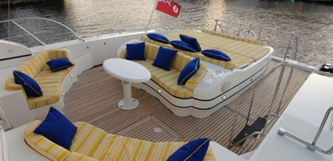 Pepper XIII Charter Yacht - 2