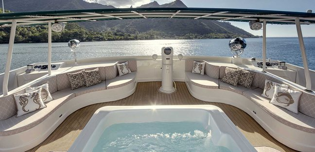 Askari Charter Yacht - 2