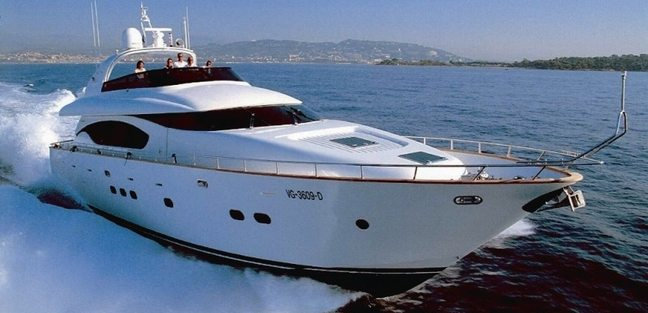 Felicity 777 Charter Yacht - 4