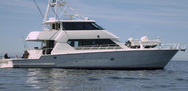 Northwind Charter Yacht
