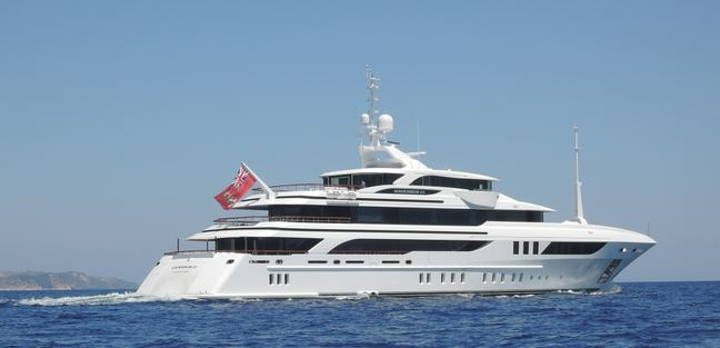 Genesis II Charter Yacht - 4