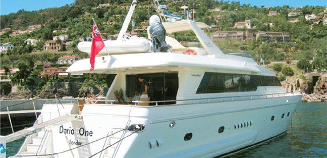 Dario One Charter Yacht - 2