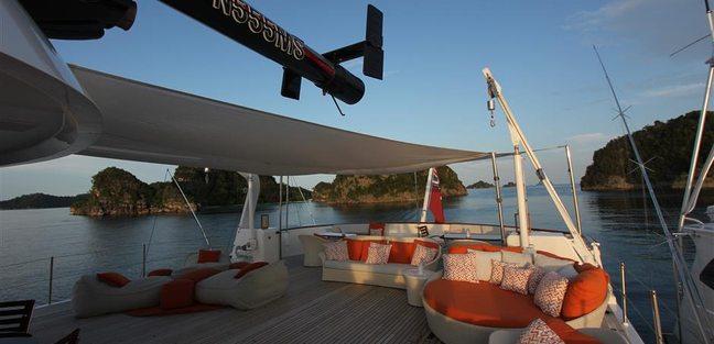 Minderella Charter Yacht - 2