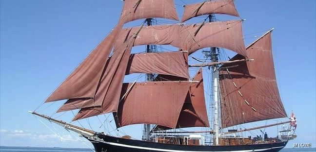 Eye of the Wind Charter Yacht