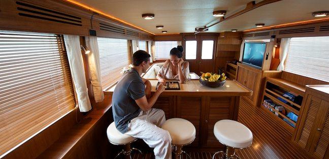 Miss Kulani Charter Yacht - 8