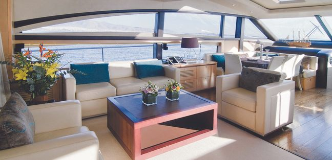 Catherine Charter Yacht - 6
