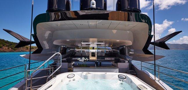 Grey Matters Charter Yacht - 2