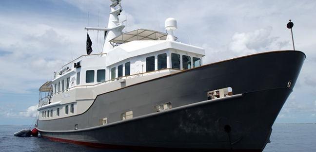Spirit Of Adventure Charter Yacht