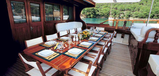 Matina Charter Yacht - 5