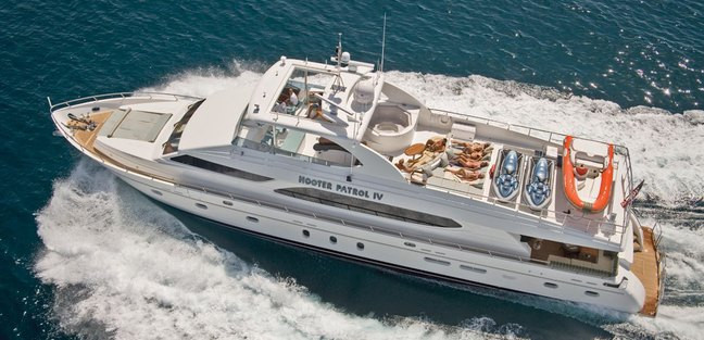 The Program Charter Yacht - 3