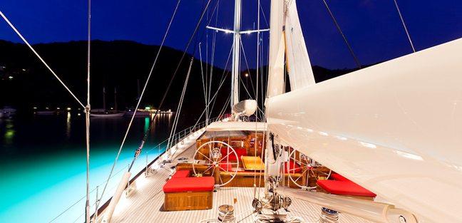 Kamaxitha Charter Yacht - 3