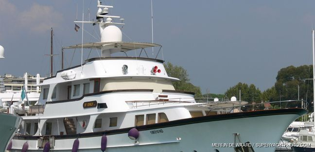 If Only Charter Yacht