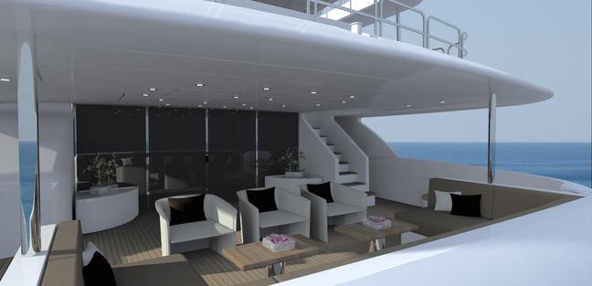 Q95 Charter Yacht - 3