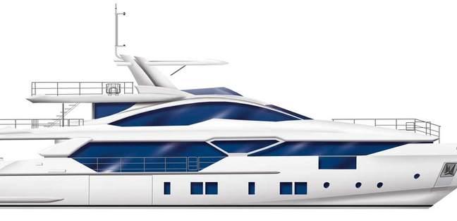 Benetti Fast 125/10 Charter Yacht