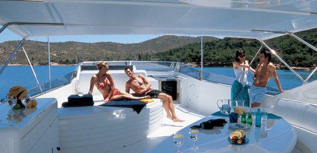 Hunter Charter Yacht - 5