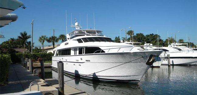 RICE QUARTERS Yacht - Hatteras | Yacht Charter Fleet