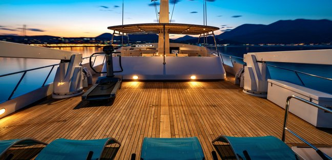 Nightflower Charter Yacht - 3