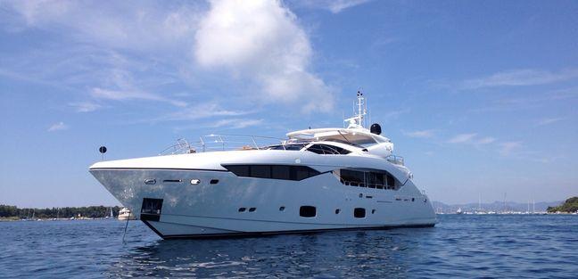 No.9 of London Charter Yacht - 2