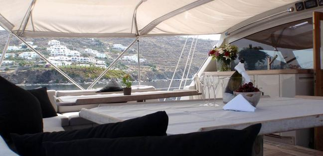 Iemanja Charter Yacht - 4