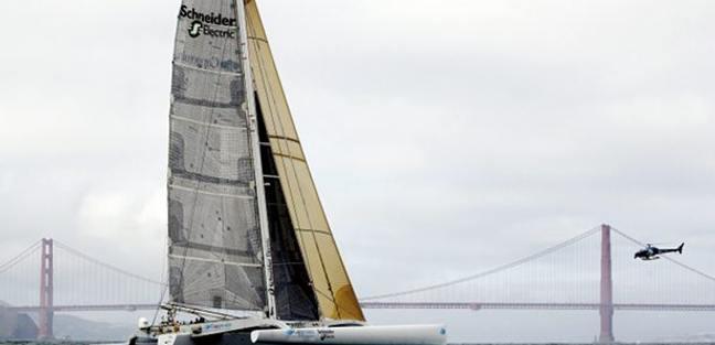 Sodebo Ultim' Charter Yacht - 4