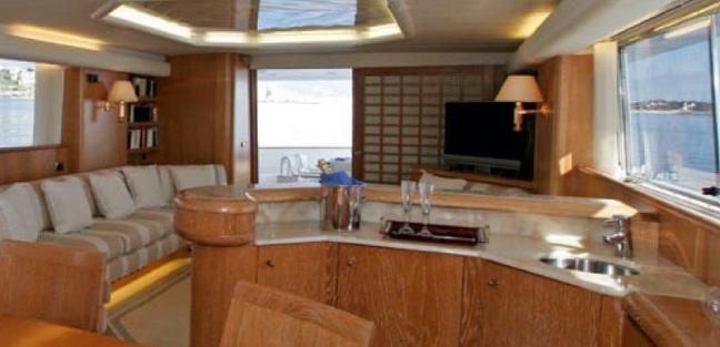 Nereida Charter Yacht - 5