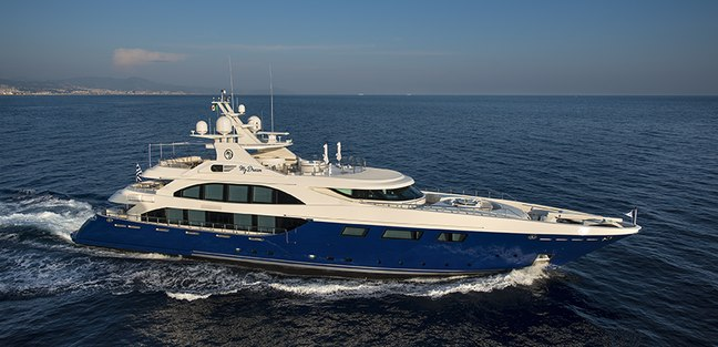 Resilience Charter Yacht