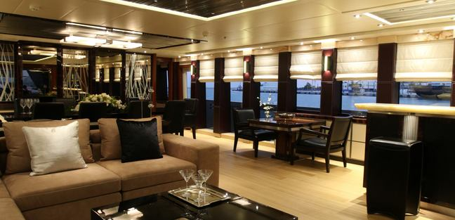 Grey Matters Charter Yacht - 8