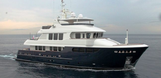 Smiling T Charter Yacht