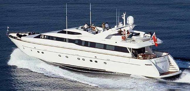 Aquarius S Charter Yacht - 2