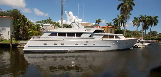 Golden Rule Charter Yacht