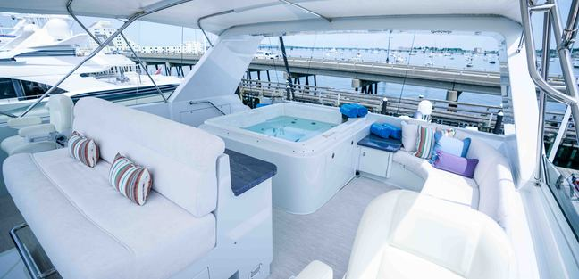 Wonderland Charter Yacht - 2