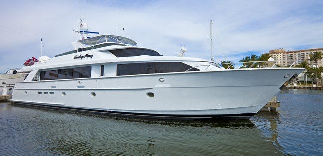 Sunday Money Charter Yacht